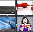 4 Pics 1 Word answers and cheats level 2717