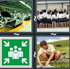 4 Pics 1 Word answers and cheats level 2721