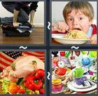 4 Pics 1 Word answers and cheats level 2741