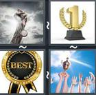 4 Pics 1 Word answers and cheats level 2783