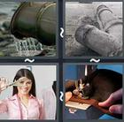 4 Pics 1 Word answers and cheats level 2797