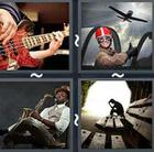 4 Pics 1 Word answers and cheats level 2813