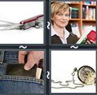 4 Pics 1 Word answers and cheats level 2814