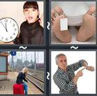 4 Pics 1 Word answers and cheats level 2817