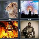 4 Pics 1 Word answers and cheats level 2819