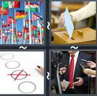 4 Pics 1 Word answers and cheats level 2834