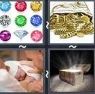4 Pics 1 Word answers and cheats level 2839