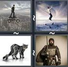 4 Pics 1 Word answers and cheats level 2840