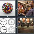 4 Pics 1 Word answers and cheats level 2874