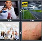 4 Pics 1 Word answers and cheats level 2876