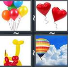 4 Pics 1 Word answers and cheats level 2888