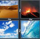 4 Pics 1 Word answers and cheats level 2898