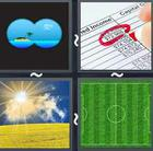 4 Pics 1 Word answers and cheats level 2905
