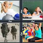 4 Pics 1 Word answers and cheats level 2922