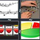 4 Pics 1 Word answers and cheats level 2936