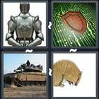 4 Pics 1 Word answers and cheats level 2966