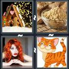 4 Pics 1 Word answers and cheats level 2968