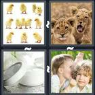 4 Pics 1 Word answers and cheats level 3016
