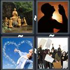 4 Pics 1 Word answers and cheats level 3026