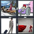4 Pics 1 Word answers and cheats level 3035