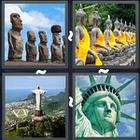 4 Pics 1 Word answers and cheats level 3042