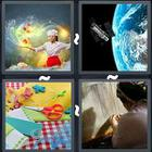 4 Pics 1 Word answers and cheats level 3051