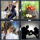 4 Pics 1 Word answers and cheats level 3053