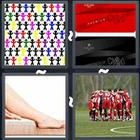 4 Pics 1 Word answers and cheats level 3078