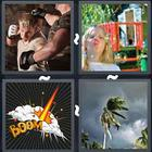 4 Pics 1 Word answers and cheats level 3079