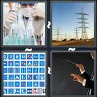 4 Pics 1 Word answers and cheats level 3104