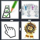 4 Pics 1 Word answers and cheats level 3109
