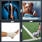 4 Pics 1 Word answers and cheats level 3127
