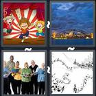 4 Pics 1 Word answers and cheats level 3129