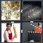 4 Pics 1 Word answers and cheats level 3143