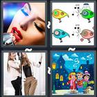4 Pics 1 Word answers and cheats level 3151