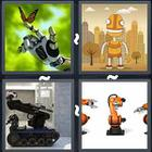 4 Pics 1 Word answers and cheats level 3152
