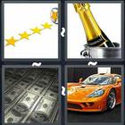 4 Pics 1 Word answers and cheats level 3197