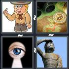 4 Pics 1 Word answers and cheats level 3200