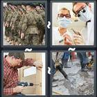 4 Pics 1 Word answers and cheats level 3205