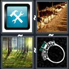 4 Pics 1 Word answers and cheats level 3218