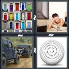 4 Pics 1 Word answers and cheats level 3236