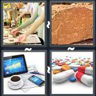 4 Pics 1 Word answers and cheats level 3252