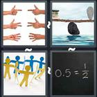 4 Pics 1 Word answers and cheats level 3265