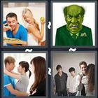 4 Pics 1 Word answers and cheats level 3287