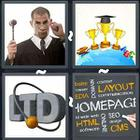 4 Pics 1 Word answers and cheats level 3318