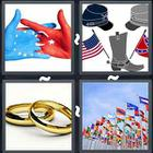4 Pics 1 Word answers and cheats level 3338