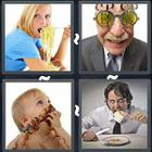 4 Pics 1 Word answers and cheats level 3340