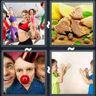 4 Pics 1 Word answers and cheats level 3348
