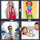 4 Pics 1 Word answers and cheats level 3356