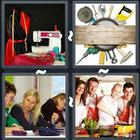 4 Pics 1 Word answers and cheats level 3358